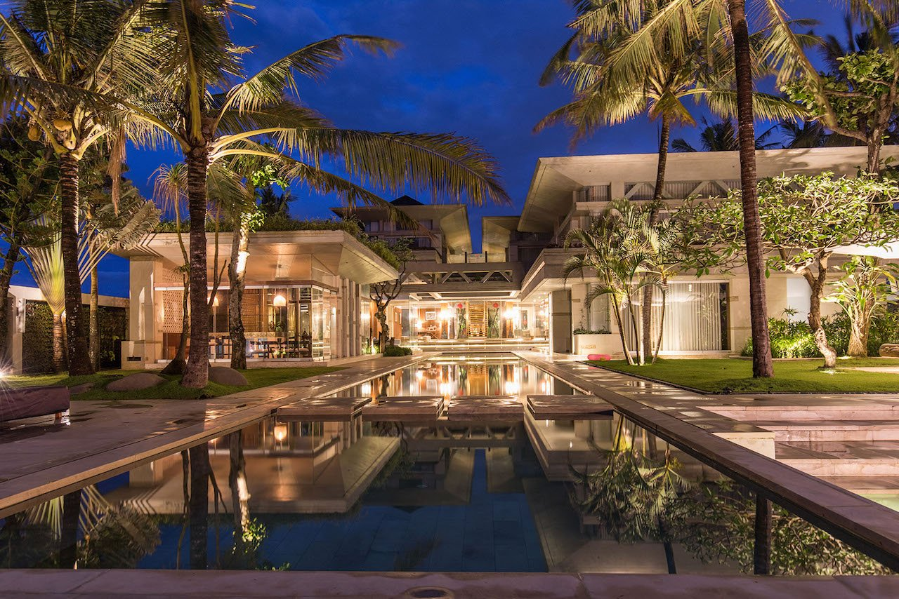 Villa Vedas Bali Ocean View Property