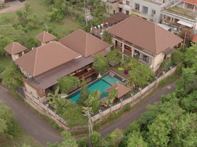 Bali villa Dynasty Estate