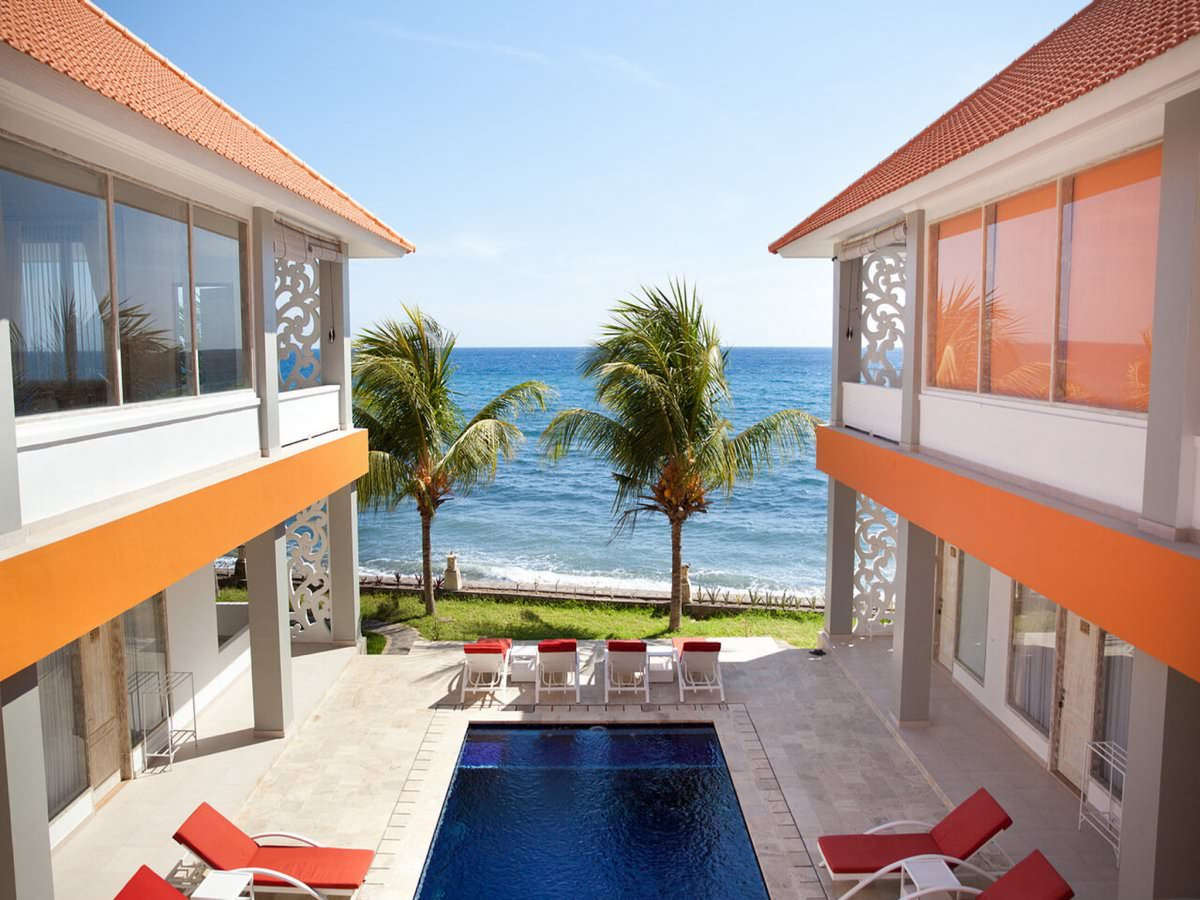 Bali beach club for sale