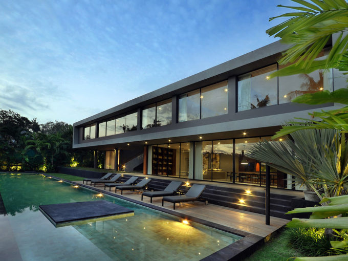 Hi-tech design villa in Canggu for salу - 5