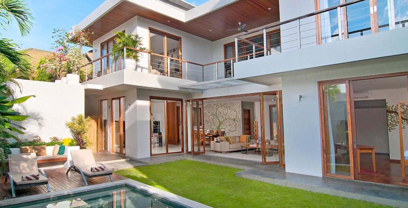 Seminyak 3 bedrooms villa for sale - 1