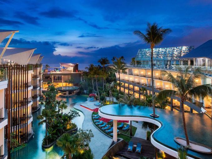 Hotel Le Miridien Jimbaran Bali - 1