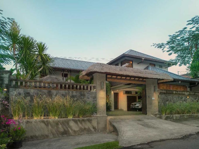 Eco villa for sale in Nusa Dua - 1