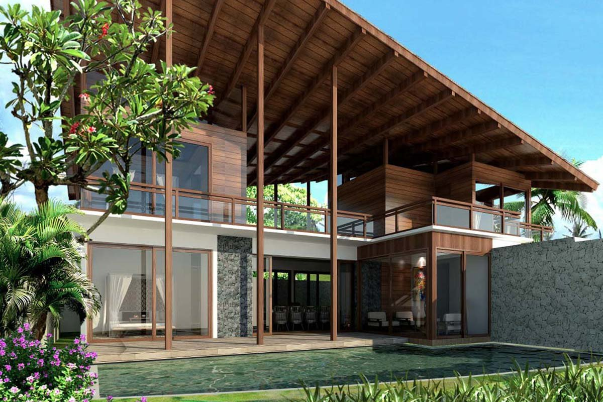Brand new villa for sale in Sanur