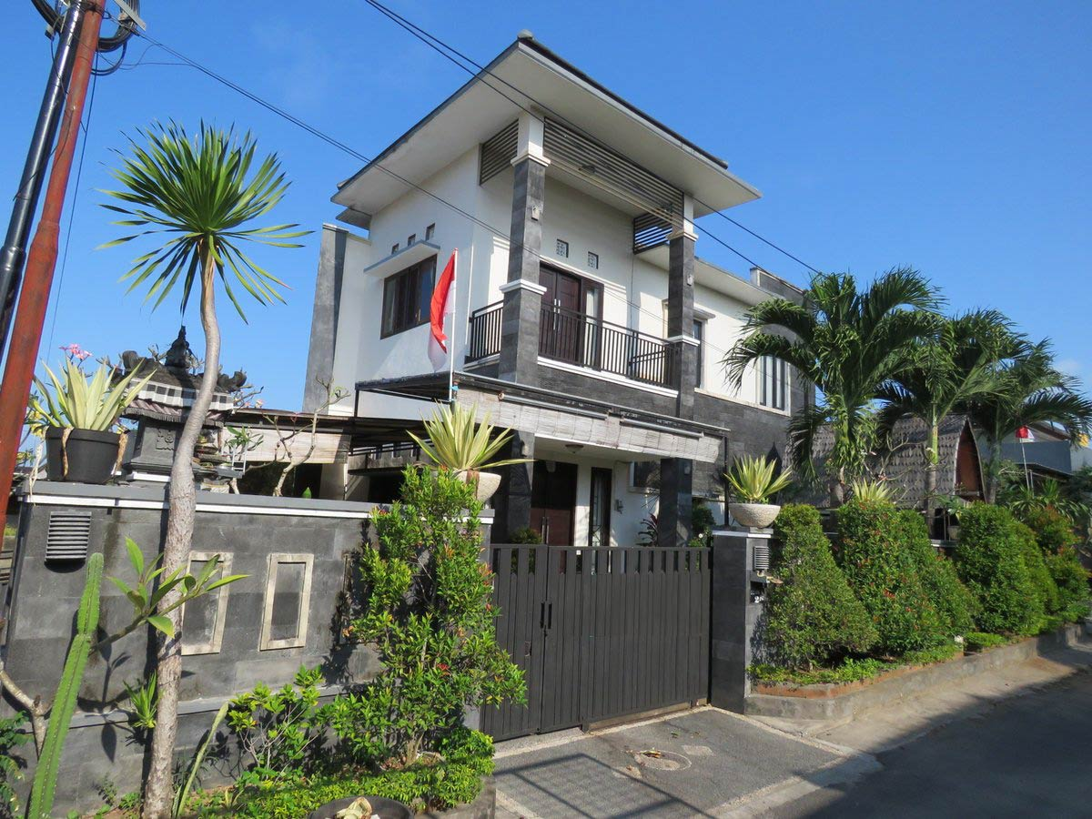 4 bedrooms house in Nusa Dua