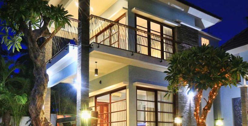 4 villas complex for lease - 00