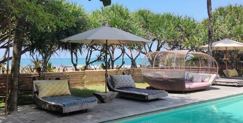 Top luxury beachfront villa in Seminyak