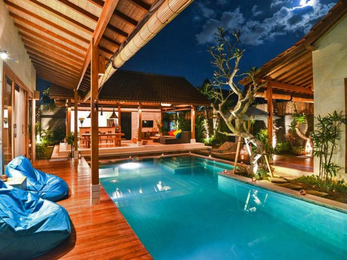 3 bedrooms villa Tamantis in Canggu 1