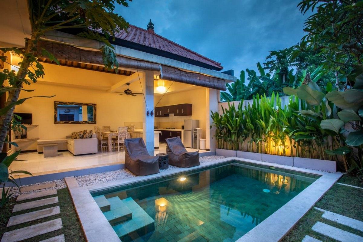 3 bedrooms villa in Canggu