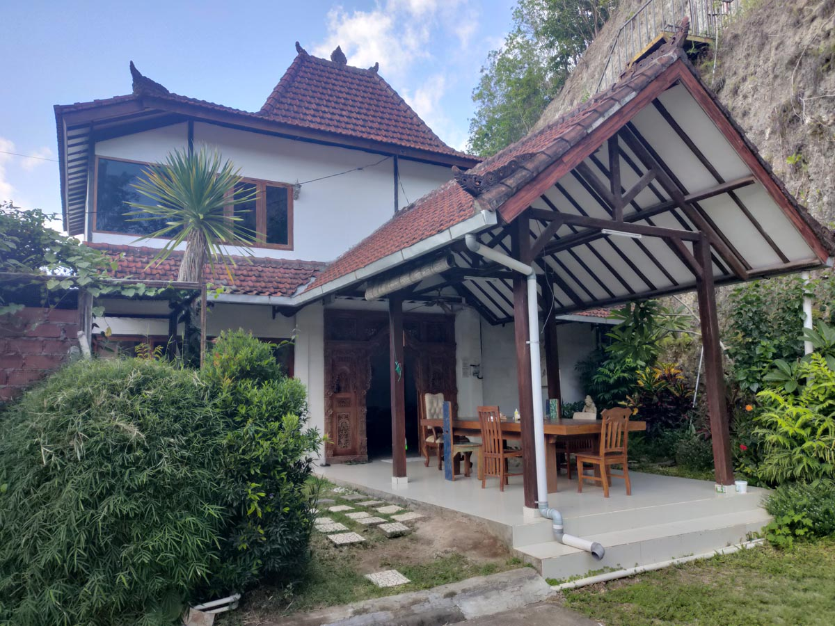 Original villa in Ungasan