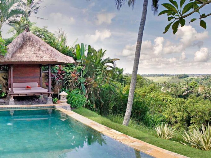 2 bedrooms villa in Ubud 11