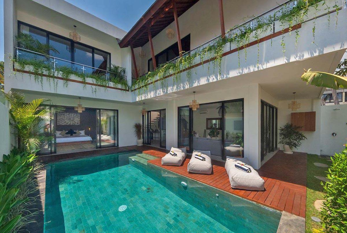 Three bedrooms villa Meraviglia