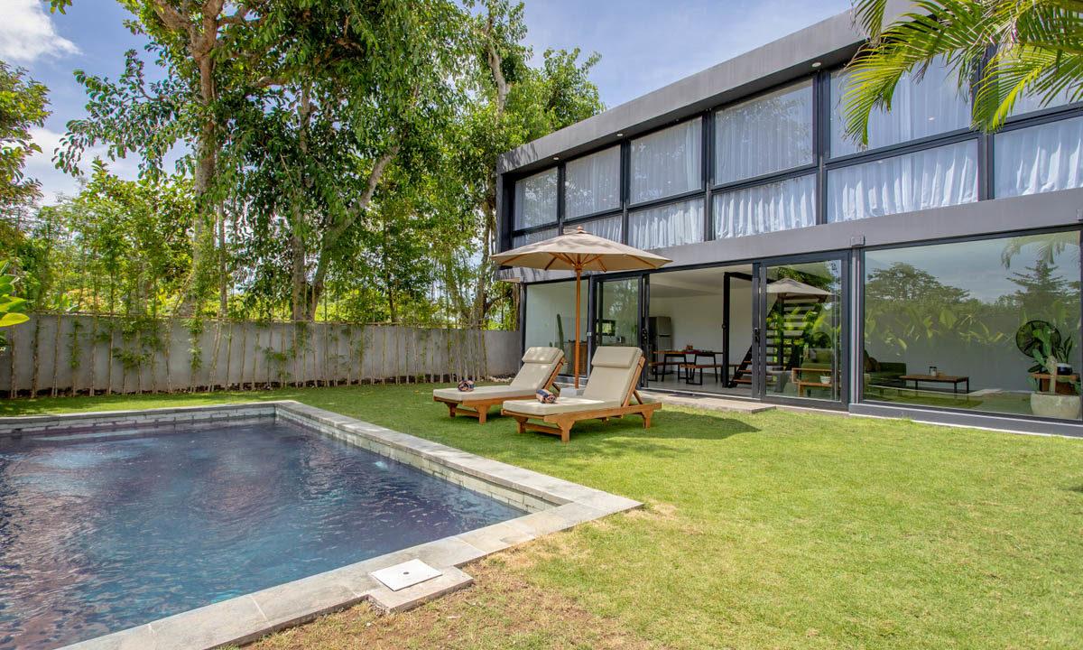 2 bedrooms villa for long term rent-0